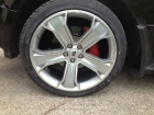 Land Rover Wheel Cosmetically Refinished