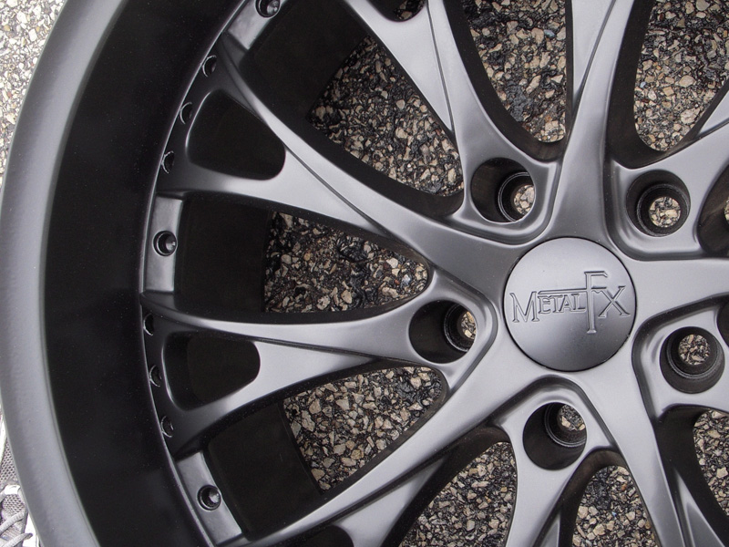 how to fix clear coat peeling on rims