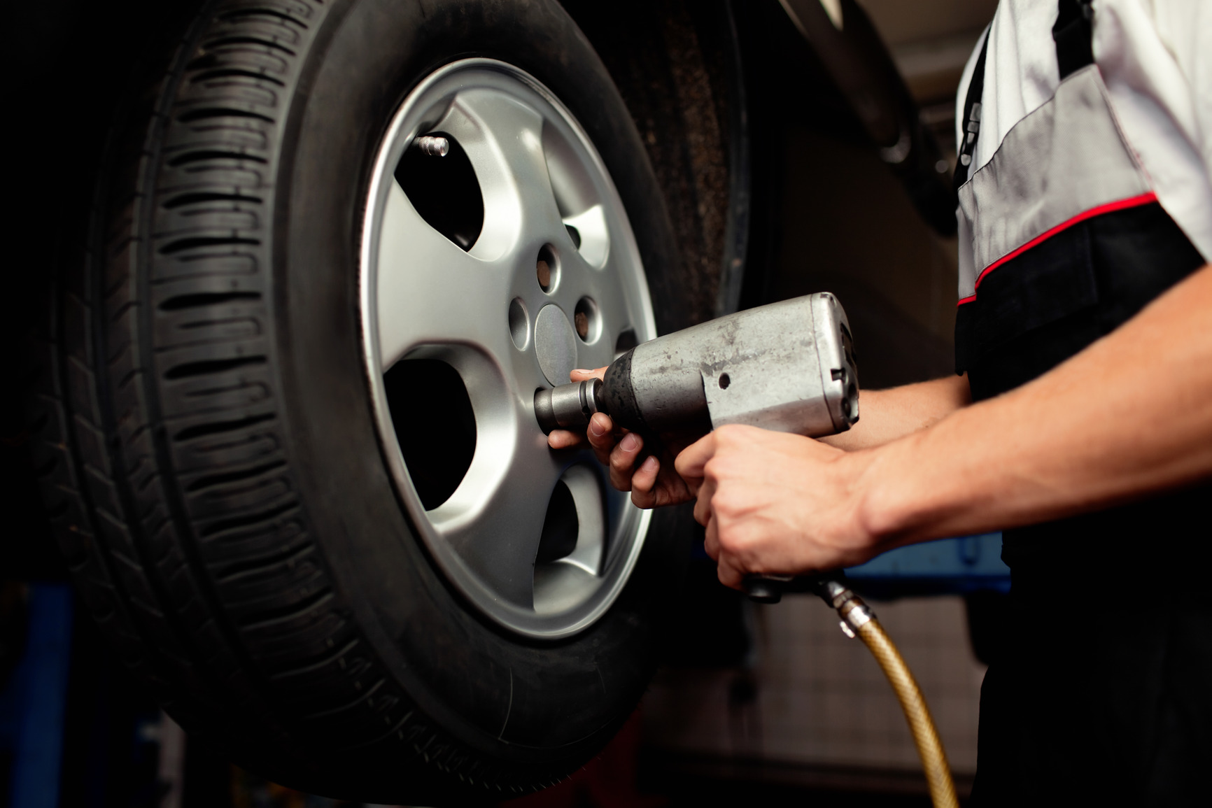 Tire Rotation – Chicago Rim Repair